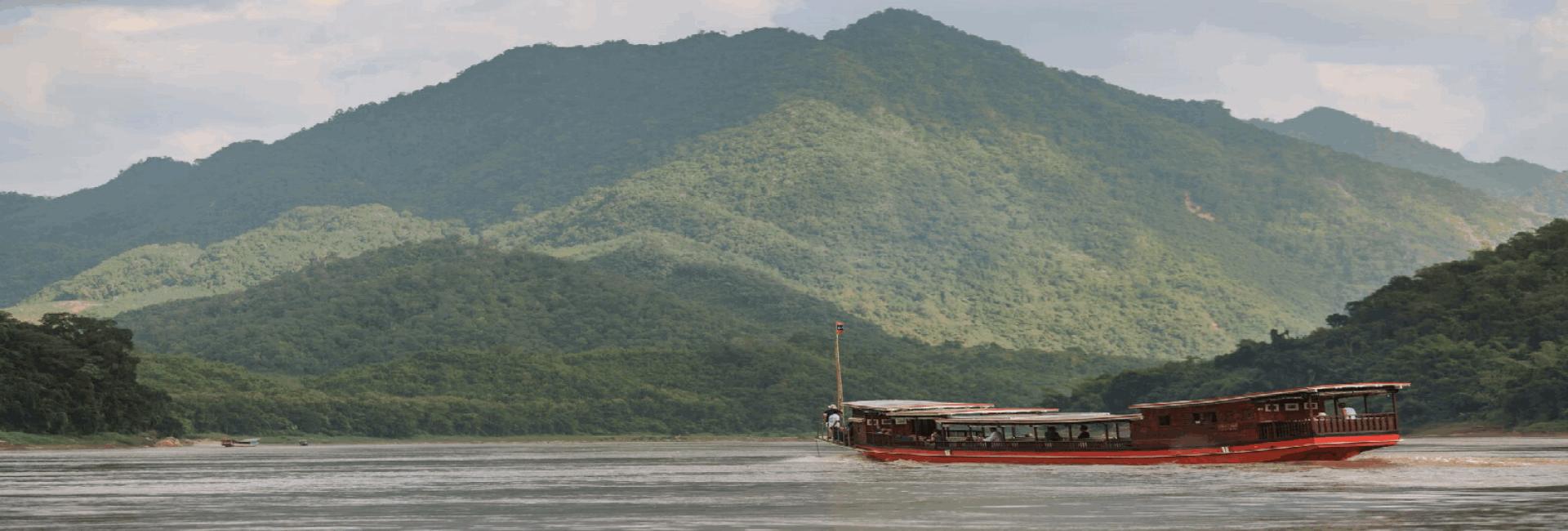 Meet the Mighty Mekong in Laos
