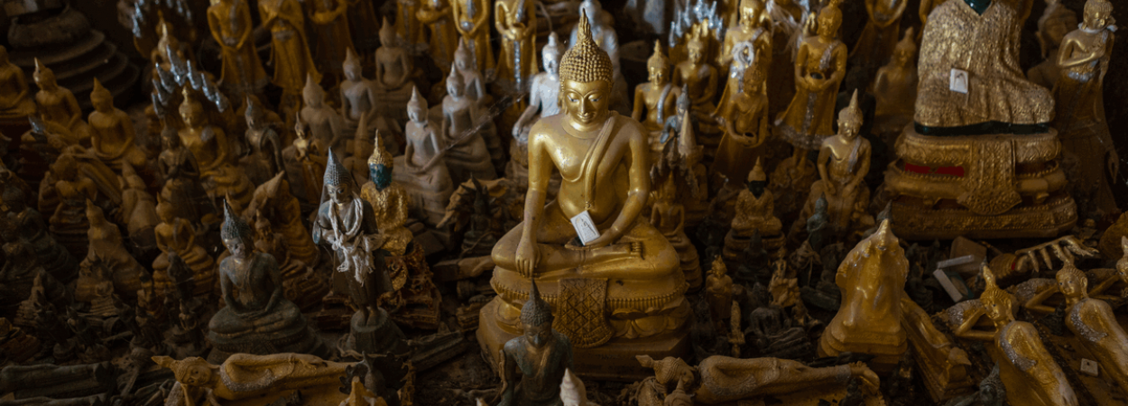 Oudomxay's Buddhist Temples & Shrines | We Are Lao