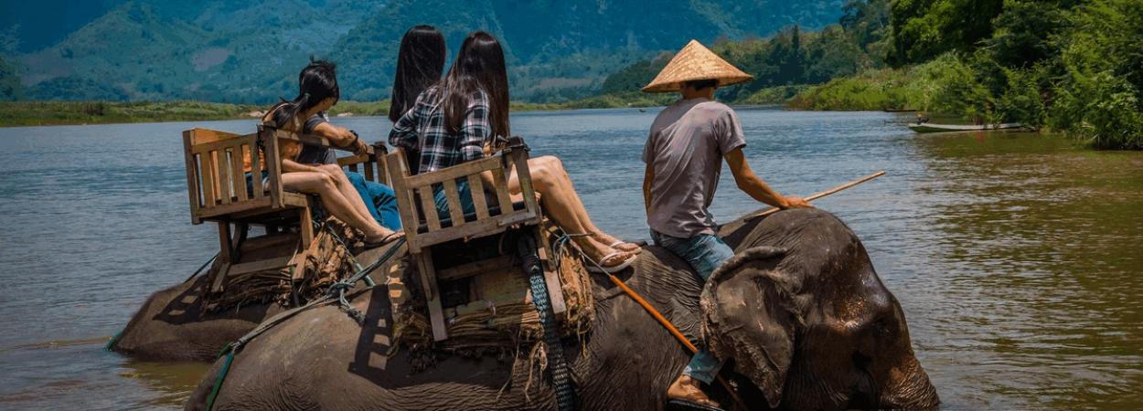 Activities in laos