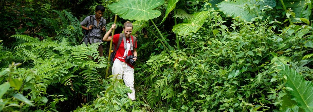 Laos - tours - trecking - adventure