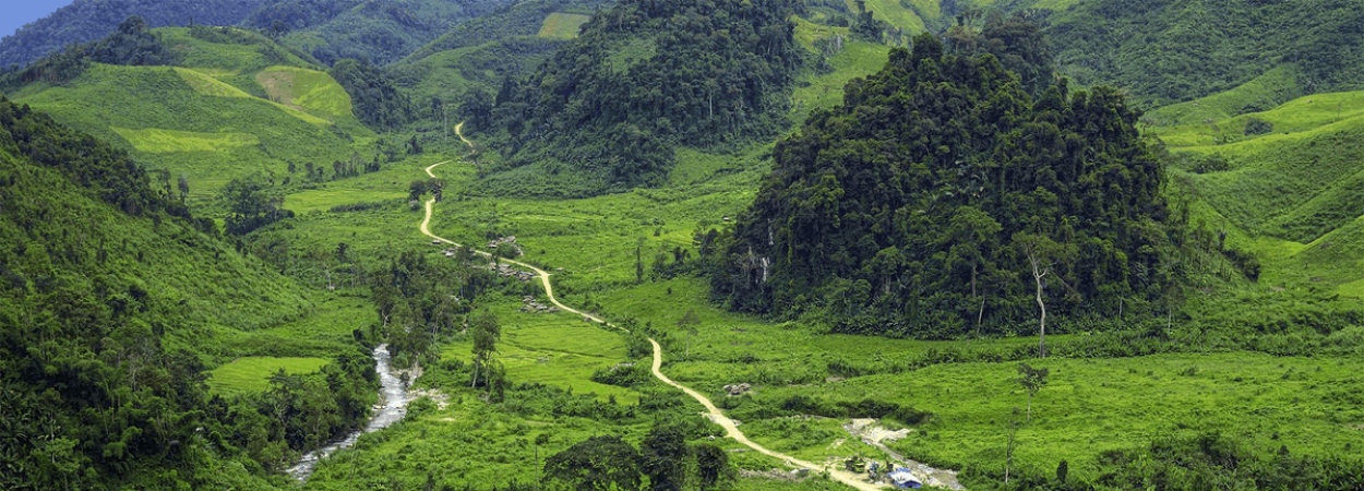 Mountainous Jungle Hides Great Natural and Historical Sites of Xaysomboun Province