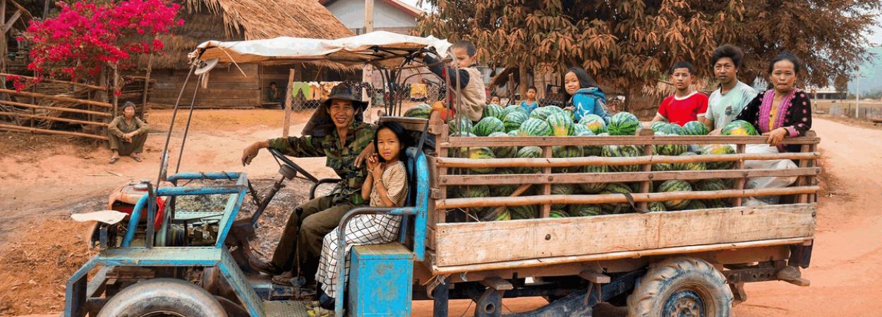 Transportation Luang Namtha
