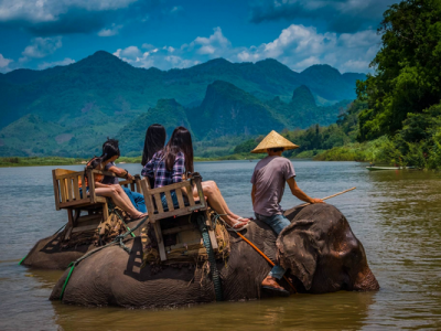 Laos Sustainable Tourism information