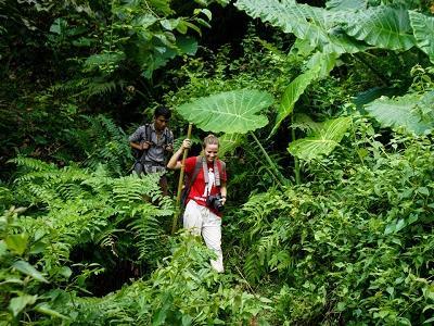 Laos - trecking - outdoors - family adventures - laos
