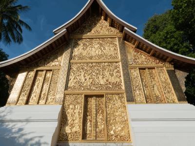 Phou Nya Kha's peak presents a climbers paradise in Bokeo Province