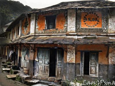 history Viengxay Caves Xam Neua  Houaphanh