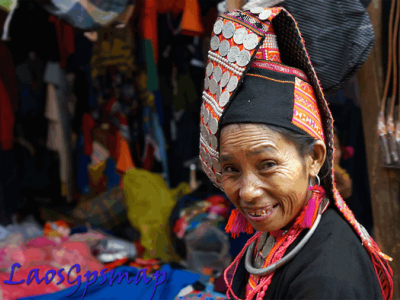 Ethnic Tribes in Oudomxay are Khmu, Akha, Lao Lum, Tai Lue and Hmong