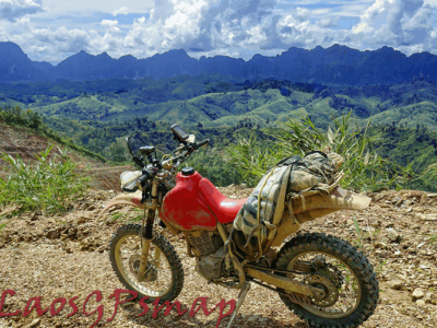 Tours of Salavan on foot, two wheels,4 wheels and on the river in Laos